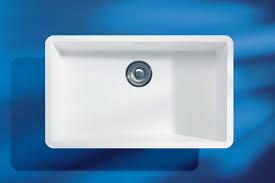 Dupont Corian Sink 859 by Køkkenvaske I Corian I Flot Design Og Høj Kvalitet