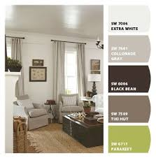 Southern Living Living Room Paint Colors by Let This Cozy Chic Living Room Inspire Your Next Paint Color