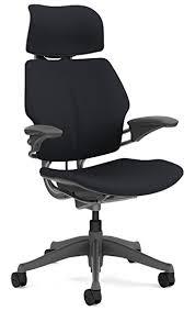 amazon com freedom chair by humanscale headrest advanced duron