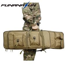 120 cm chasse militaire fusil pistolet pistolet housse sac