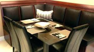 Dining Room Booth Seating Secrets Corner Staggering Booths Home