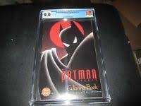 EXTREMELY RARE BATMAN ADVENTURES COLORING BOOK 1ST HARLEY QUINN CGC 90