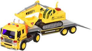 100 Truck Maxx Amazoncom Action Long Hauler Excavator 116 Scale With