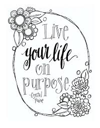Printable Quote Coloring Pages 19 25 Best Ideas About On Pinterest