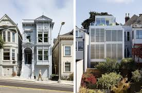 100 Jensen Architecture A Historic House With Two Faces In San Francisco News Archinect