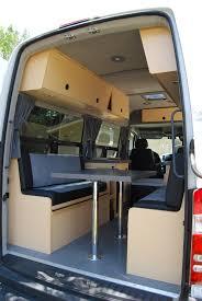 Ideas Attractive Rv Bathroom Curtains Campervands Camper Conversion Van Window Dodge