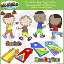 Cornhole Bean Bag Toss Kids