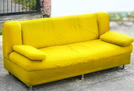Best Fabric For Sofa Cover by How To Spray Paint Your Sofa 14 Steps With Pictures Wikihow