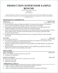 Production Coordinator Resume Unique Manager Examples Of