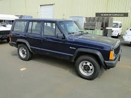 1996 Jeep Cherokee Se 4 - Door 4wd
