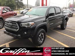 100 Toyota Tacoma Used Trucks Rockingham Vehicles For Sale