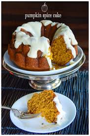 Pumpkin Spice Bundt Cake Using Cake Mix by Pumpkin Spice Bundt Cake A Healthy Life For Me