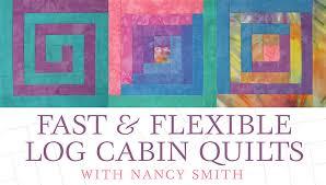 Free Log Cabin Block Patterns 7 Modern Designs