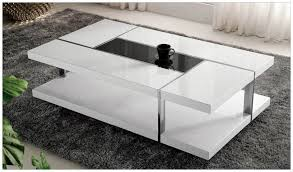 table basse table a manger table basse blanche conforama id