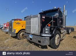 100 Vintage Trucks McINTOSH SOUTH DAKOTA September 7 2018 Ruined Rusty Old Vintage