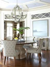 Modern Classic Dining Room Collection In Furniture