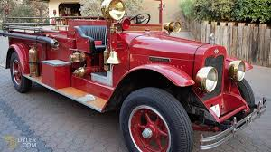 100 Power Wheels Fire Truck Classic 1927 International Harvester Other For Sale 5008