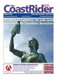 The CoastRider Edition 601 By Coastrider Spain