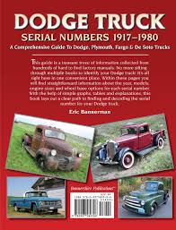 Dodge Truck Serial Numbers 1917 - 1980 A Comprehensive Guide To ... Trucks View All At Cardomain 2019 20 Top Upcoming Cars Dashboard Components 194753 Chevrolet Pickup Truck Gmc 1949 Chevy 3600 Parts Truck Rescue Youtube Dodge Detroits Old Diehards Go Everywh Hemmings Daily Dodgetruck 12 49dt8500c Desert Valley Auto Parts Dodge Wayfarer Wikipedia Fresh Ram Accsories And Classic Industries Restoration Mustang Regal Car Montana Tasure Island B50 Stock 102454 For Sale Near Columbus Oh 1952 B3 Original Flathead Six Four Speed