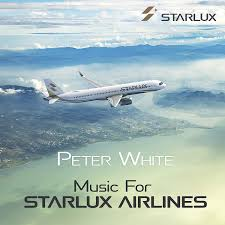 100 Star Lux Peter White Music For STARLUX Airlines Amazoncom Music