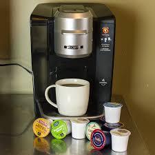 Mr Coffee Keurig Single Cup Brewing System K 12