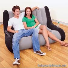 Intex Inflatable Sofa With Footrest by 32 Best Ghế Hơi Intex Images On Pinterest Html Chair And 3 4 Beds