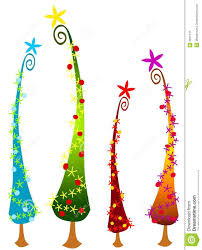Whoville Christmas Tree Decorations by Tall Christmas Tree Clipart Clipartxtras