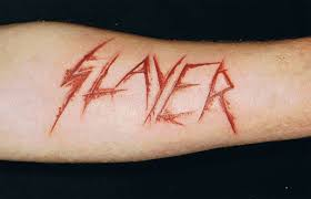 Slayer Tattoos Slayer By Ralf Amun On Deviantart