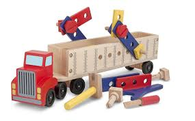 Amazon.com: Melissa & Doug Big Rig Truck Wooden Building Set (22 Pcs ... Melissa Doug Big Truck Building Set Aaa What Animal Rescue Shapesorting Alphabet What 2 Buy 4 Kids And Wooden Safari Carterscom 12759 Mega Racecar Carrier Tractor Fire Indoor Corrugate Cboard Playhouse Food Personalized Miles Kimball Floor Puzzle 24 Piece Beep Cars Trucks Jigsaw Toy Toys For 1224 Month Classic Wood Radar