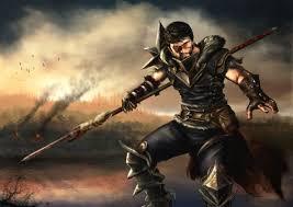 Dragon Age Hawke fv by YamaOrce Dragon Age