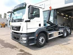 Used MAN TGM 26.340 6x2 AJK Koukkulaite Tow Trucks / Wreckers Year ...