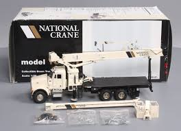 Buy TWH Collectibles Die Cast 1:50 Scale Ivory 1300H National Crane ...
