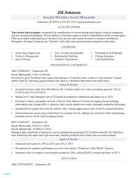 Retail Management Resume Examples And Samples Sales Director Luxury Manager Example O