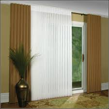 Patio Door Curtains And Blinds Ideas by Sliding Patio Door Curtains Blinds Patios Home Decorating