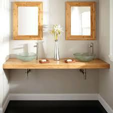 Oak Bathroom Wall Cabinet With Towel Bar by Black Bathroom Wall Cabinet Shelf Shelves Counter Storage Ideas