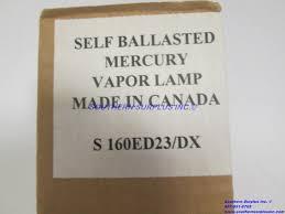 Self Ballasted Lamp Bulb philips s160ed23 dx 160w self ballasted light bulb vapor lamp