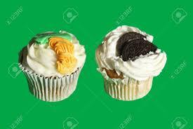 Cupcake Fairy Cake Patty Stock Photo