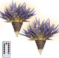 de tianqin wy künstliche lavendel pflanze