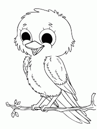 Hard Bird Coloring Pages Wallpapers HD Wallpaper