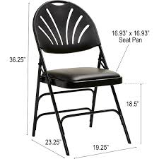 Samsonite XL Fanback Steel And Vinyl Folding Chair - Vinyl ... Set Of 4 Mid Century Samsonite Folding Chairs White And Comfort Series Steel Vinyl Chair Neutral Seat Back Tubular Natural Frame Fourlegged Base John Lewis Partners Henley By Kettler Outdoor Recliner Grey 2000 Injection Mold Fanback Black Trolley 41l X 19w 77h 2200 Polypropylene Tempered Powder Coated 4000 New Stackable Plastic Catering Marquee Garden Blue Burgundy In Heathrow Ldon Gumtree Sml497541050