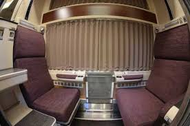 Does Amtrak Trains Have Bathrooms by A Preview Look At Amtrak U0027s New Viewliner Sleeping Cars Trains