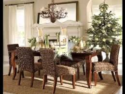 Simple Centerpieces For Dining Room Tables by Simple Centerpiece Decorating Ideas For Dining Room Table Youtube