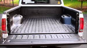 100 Pick Up Truck Bed Liners Herculiner Truck Bed Liner Installation YouTube