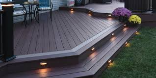 Azek Decks Are Designed With Top Of The Line Quality And Beauty An Enhanced Real Wood Look Vast Array Color Choices Theres A Perfect Match