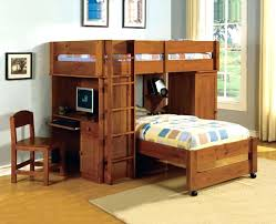 charming bunk bed with desk design – Trumpdis