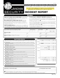 Cyber Security Incident Report Form