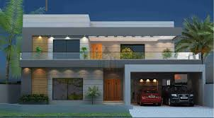 100 Designs Of A House Front Elevation And Floor Design Of House 57x90 Gharplanspk
