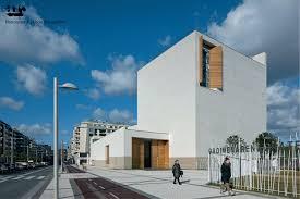 100 Rafael Moneo S Iesu Church In San Sebastian Spain