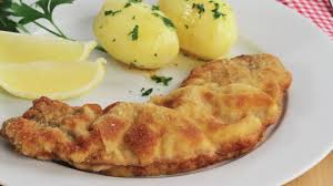 cuisine autrichienne wiener schnitzel hd stock 577 122 358 framepool
