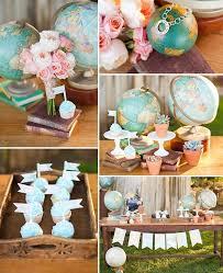 Kitchen Tea Themes Ideas by Best 25 Travel Bridal Showers Ideas On Pinterest Bridal Shower